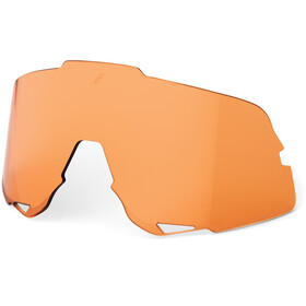 100% Glendale Replacement Lens, persimmon